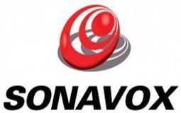 Sonavox logo